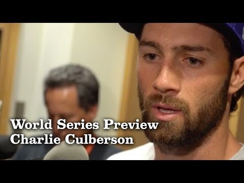 Charlie Culberson on Preparing for the World Series | Los Angeles Times