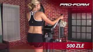 ProForm 500 ZLE Crosstrainer