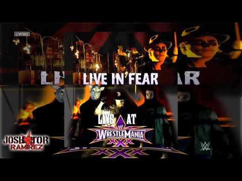 WWE: Live in Fear (Live At WrestleMania 30) [Bray Wyatt, Wyatt Family] by Mark Crozer - DL w. CC