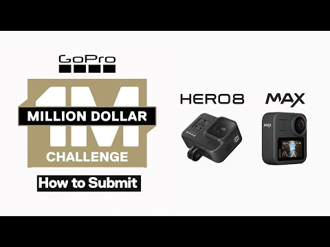 GoPro: How To Submit | Million Dollar Challenge Highlight Video