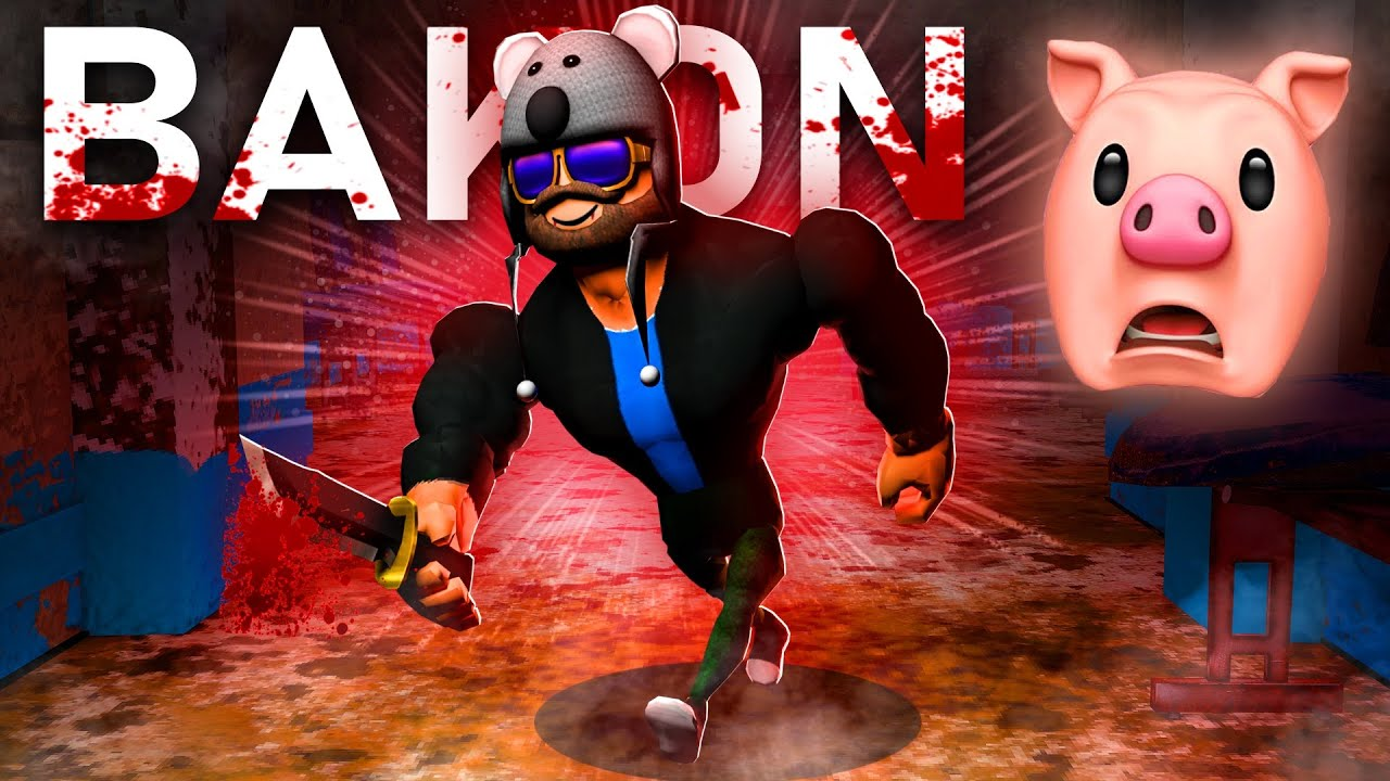 I'M IN THE GAME!! | Roblox Bakon (Chapter 3)