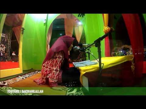 Adia Latif, qoriah/tilawah terbaik 1 dewasa, MTQ 33 Aceh Besar