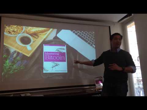 [CafeSach] Giới thiệu cuốn Mastering Bitcoin - Andreas Antonopoulos
