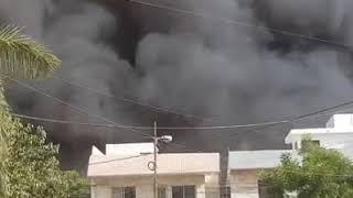 Baixar GULSHAN E IQBAL 13D NEAR AQSA MASJID FIRE ERUPTS AT JOHAP PATTI TODAY 22 MAY 2018☹☹☹☹