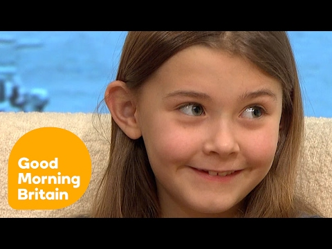 Seven-Year-Old Girl Writes to Google Asking for a Job! | Good Morning Britain