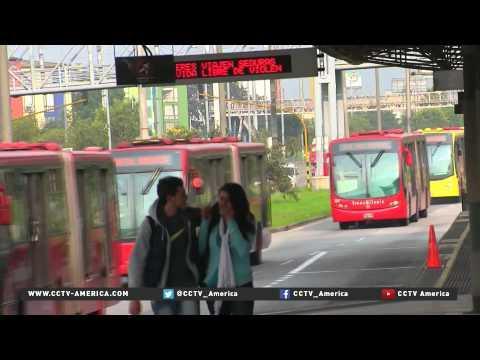Bogota explores electric public transportation systems