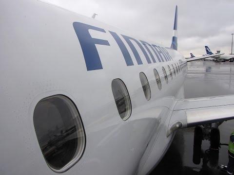 [Flight Report] FINNAIR   St Petersburg ✈ Helsinki   Embraer E-170   Economy