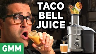 Download Liquified Food Taste Test Mp3 and Videos