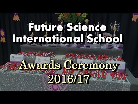 Awards Ceremony 2016/17