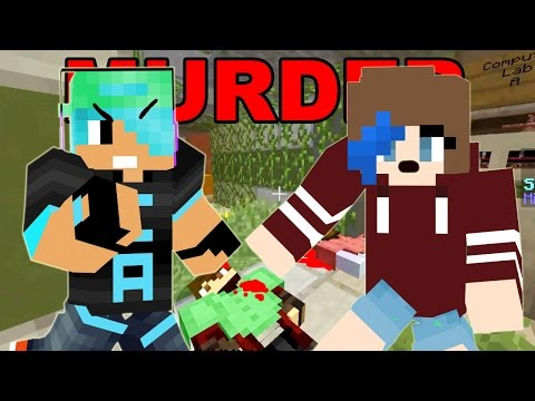 Minecraft  Murder Mystery  Come Out, Come Out, Wherever You Are!  Gamer Chad Plays