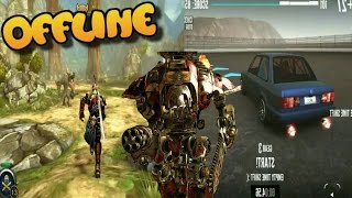 Top 21 Best Offline Games For Android 2016