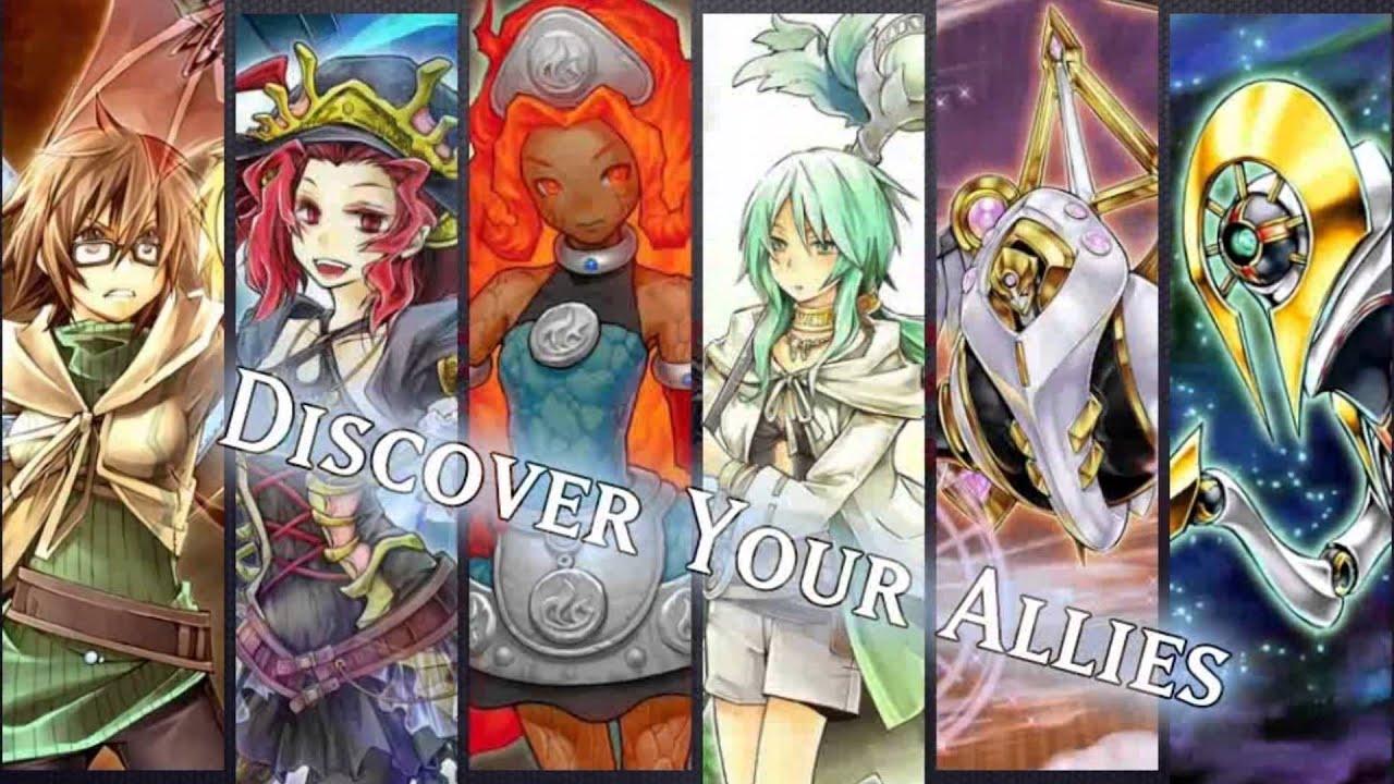 Yu-Gi-Oh RPG Online - Welcome