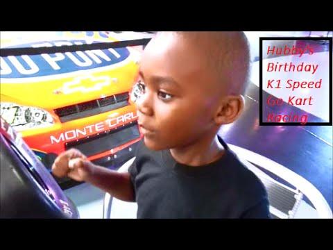 Vlog: Hubby's Birthday K1 Speed Go Kart Racing Fun!!!!!