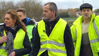 Reporters: What do France's 'Yellow Vest' protesters want?