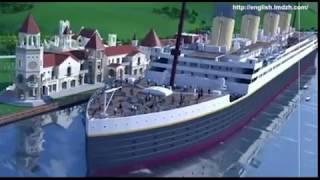 В Китае воссоздают «Титаник»: как идет строительство «двойника» легендарного лайнера