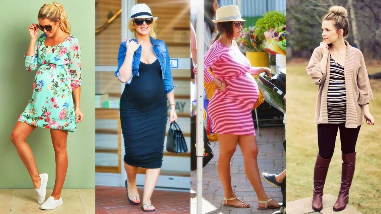 Outfits Embarazadas 2017
