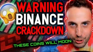 WARNING!! BINANCE CRACKDOWN!! THESE cryptos will explode with gains | NFT DeFi & Cryptocurrency News