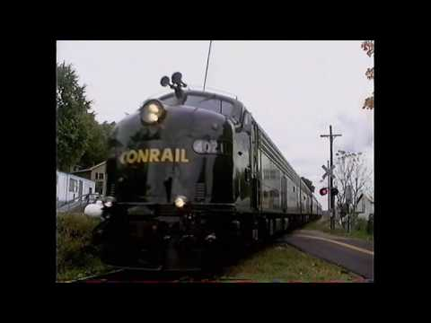 Conrail OCS on the West Virginia Secondary in Ohio