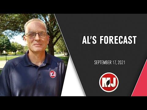 Al's Forecast | September 17, 2021