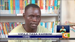 VIPAJI TASA KAMBINI  | Wakimbizi hawana uhuru wa kukuza vipawa