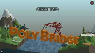 Dozkoz и Poly Bridge. 2 стрим (+ PLAYERUNKNOWN'S BATTLEGROUNDS)