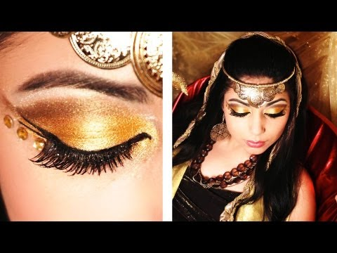 Queen Esther Makeup Tutorial | Charisma Star