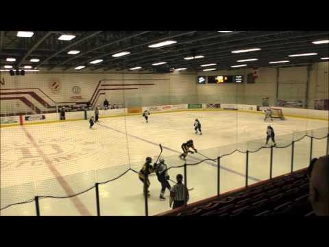 USA Canada Kitchener 5   2015 12 06   Sudbury Lady Wolves  17U