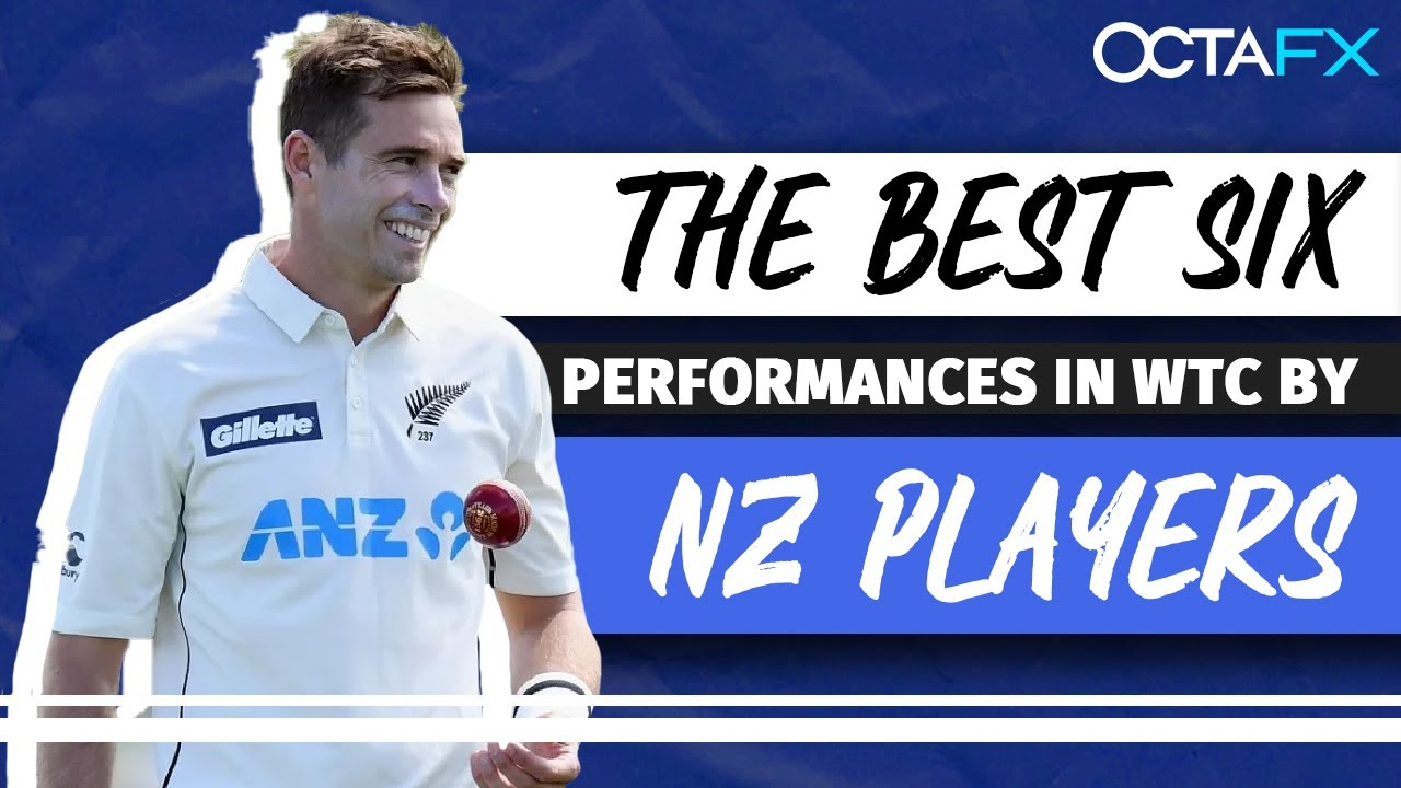 TOP 6 PERFORMANCES by NZ players in this WTC | Octa FX presents 'Sabse Aage'