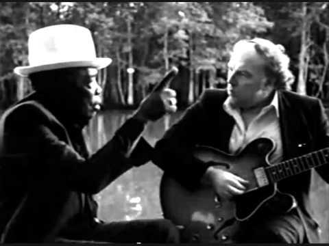 Van Morrison & John Lee Hooker - I Cover The Waterfront