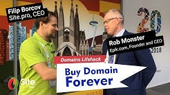 Domains Lifehack: Buy Domain Forever