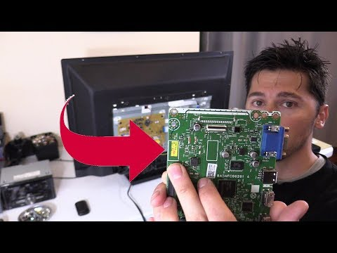 WATCH THIS VIDEO BEFORE FIXING YOUR LED LCD TV