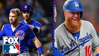 Whose playoff stock is rising and falling in NL playoff picture? | MLB WHIPAROUND