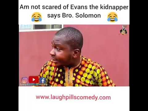 Download Am not scared of Evans the Kidnapper says bro solomon