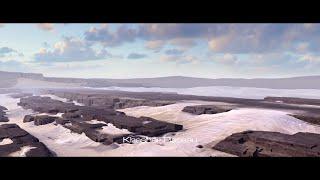 Homeworld Deserts of Kharak Campaign 10th Mission Khashar Approach
