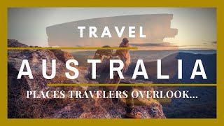 AUSTRALIA Travel | New [Places people overlook]