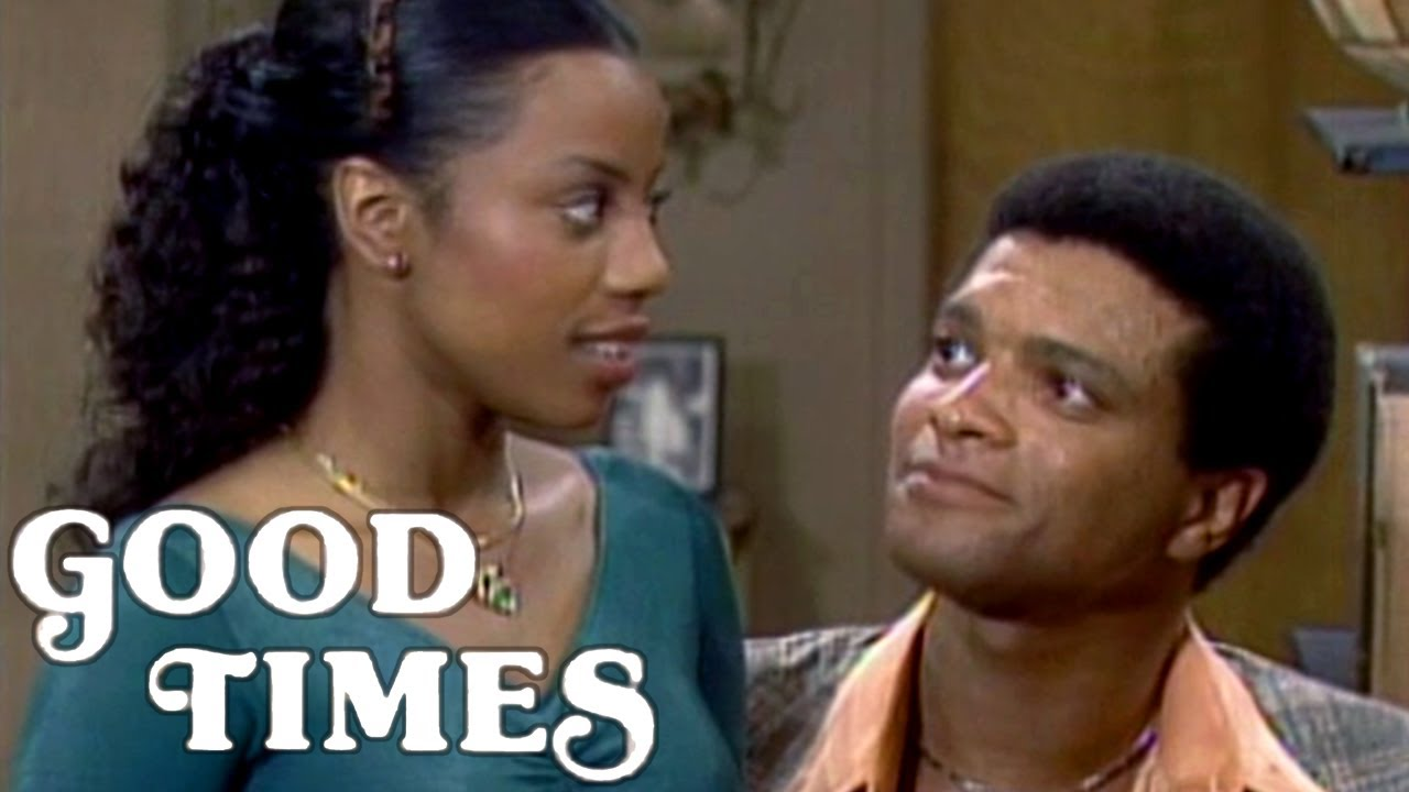 Keith Proposes To Thelma | Good Times