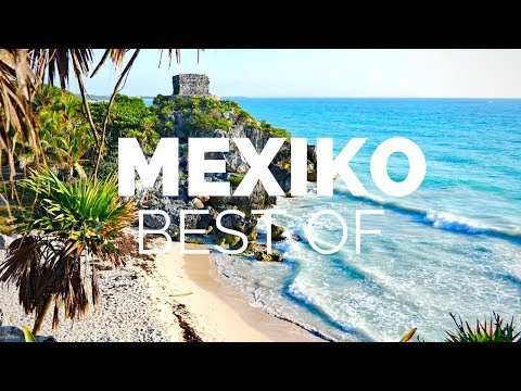 Mexico 4K - Best places to visit in Yucatan