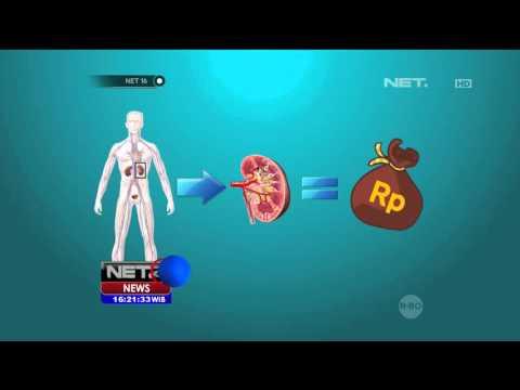 Kondisi Para Penjual Ginjal Pasca Operasi - NET16