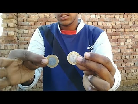 दो सिक्को का जादू सीखें/learn worlds best magic trick with coin