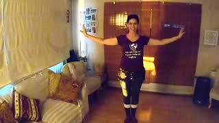 Preparación Suave para Antes de Bailar