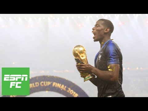 France beats Croatia 4-2 to win 2018 World Cup [Instant Analysis] | ESPN FC