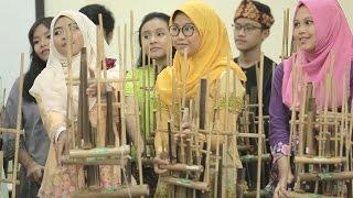 40 Days Diary: Angklung - Lalayaran