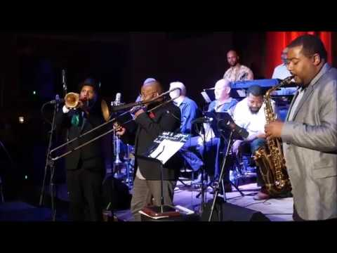 Russell Gunn - Krunk Jazz Orkestra - Bass Head Jazz @ St James Live! Atlanta - Tue Mar/28/2017