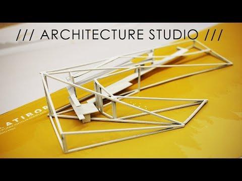Architecture VLOG Studio Project Exam