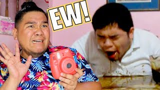 """REACTING TO MY OLD """"FAMEWHORE"""" VIDEOS (Plus POL..."""