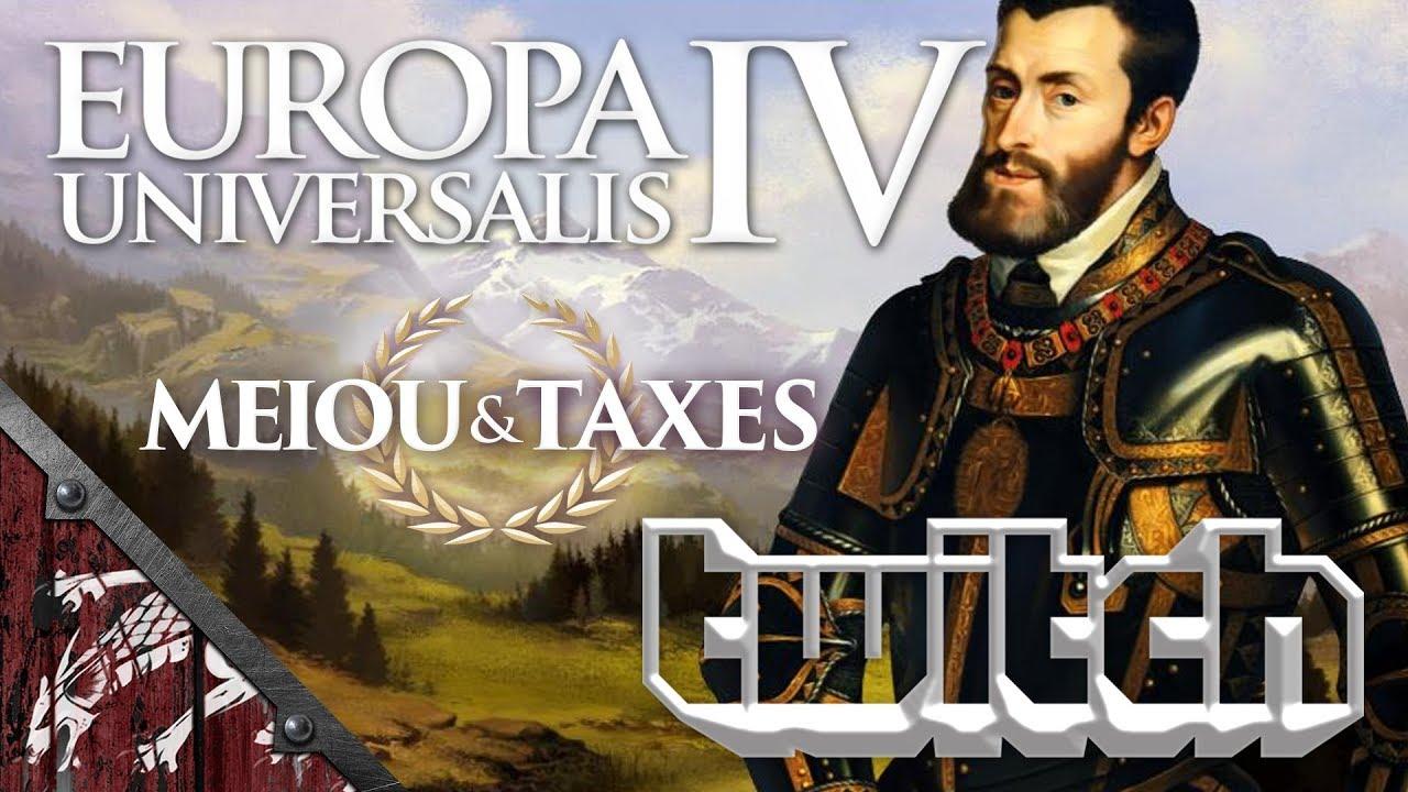meiou and taxes discord