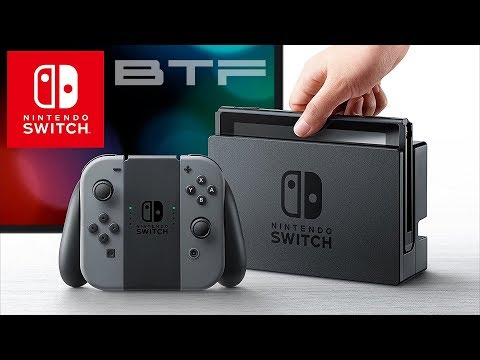 Nintendo Switch - Behold The Future