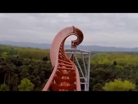 DreamWorld attractions Busch Gardens Williamsburg 2015