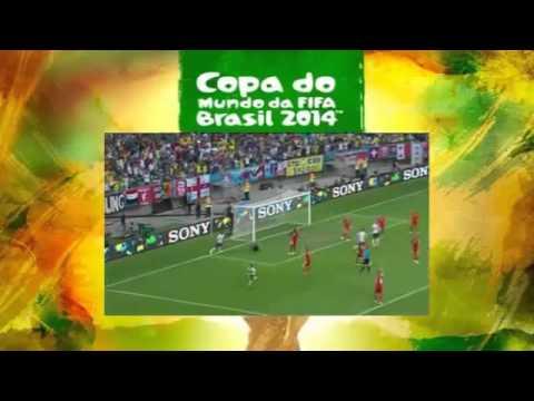 Switzerland vs France 2 5 ~ France 5   2 Suisse   2014 TM FIFA World Cup Brazil