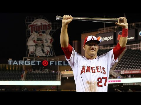 Mike Trout's All Star Game Highlights